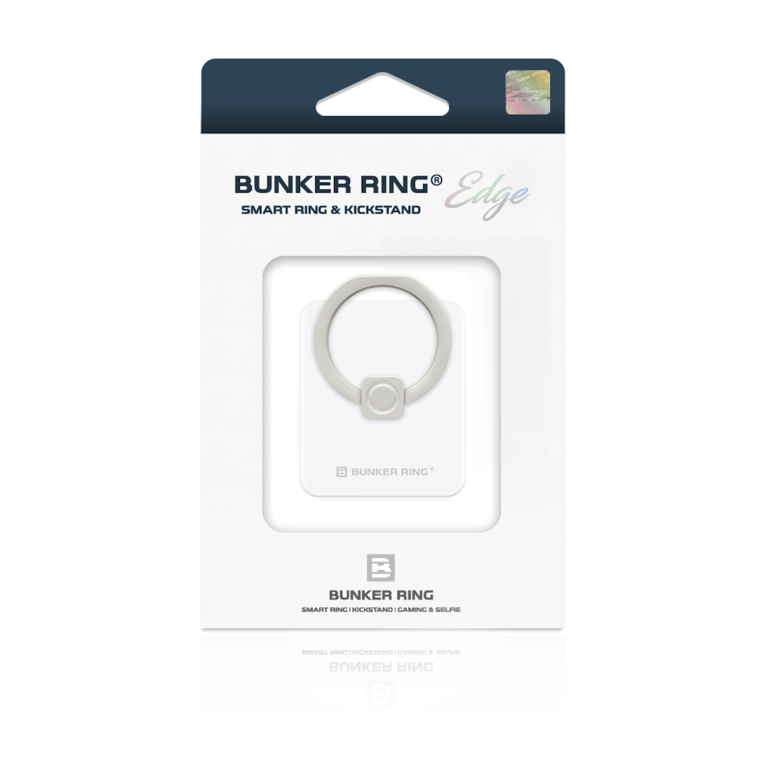 BUNKER RING Edge (White)サブ画像
