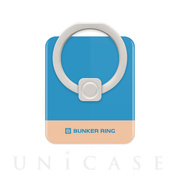 BUNKER RING Edge (Blue/CoralPink)