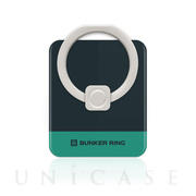 BUNKER RING Edge (Black/TurquoiseGreen)