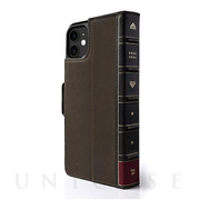 【iPhone11 ケース】BookBook Vol. 2 (Brown)