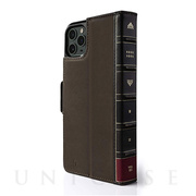 【iPhone11 Pro Max ケース】BookBook Vol. 2 (Brown)