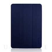 【iPad(10.2inch)(第7世代) ケース】AIRCOAT (Navy Blue)