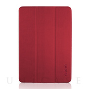【iPad(10.2inch)(第7世代) ケース】AIRCOAT (Burgundy Red)