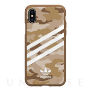 【iPhoneXS/X ケース】Moulded Case CAMO WOMAN FW19 (Raw Gold)