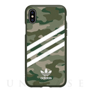 【iPhoneXS/X ケース】Moulded Case CAMO WOMAN FW19 (Raw Green)