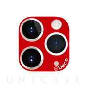 【iPhone11 Pro/11 Pro Max】i's Deco (RED)