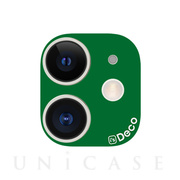 【iPhone11】i's Deco (GREEN)