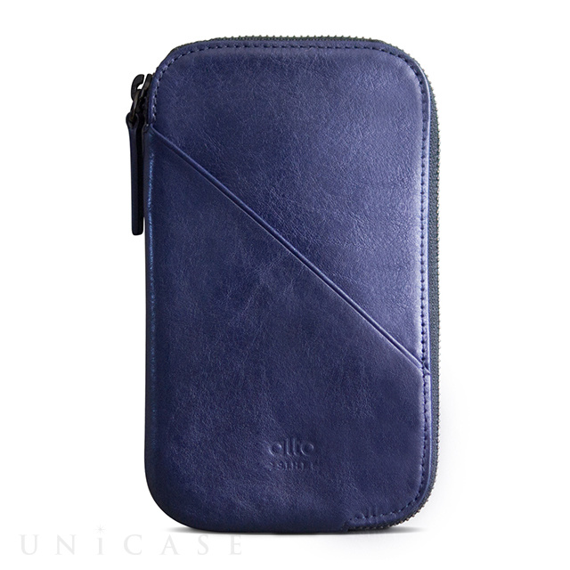 Travel Phone Wallet (Navy)