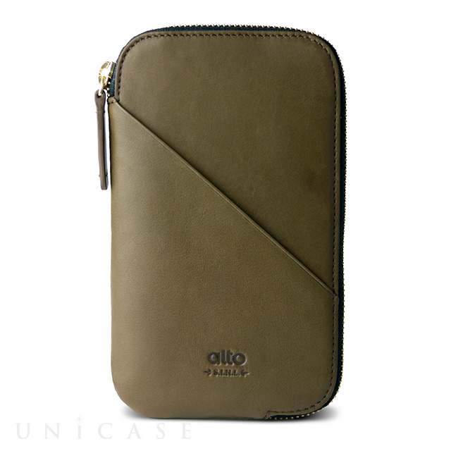Travel Phone Wallet (Olive)