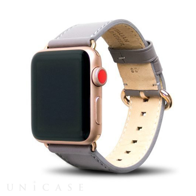 【AppleWatch Series5/4/3/2/1(40/38mm) バンド】Apple Watch band (Cement)