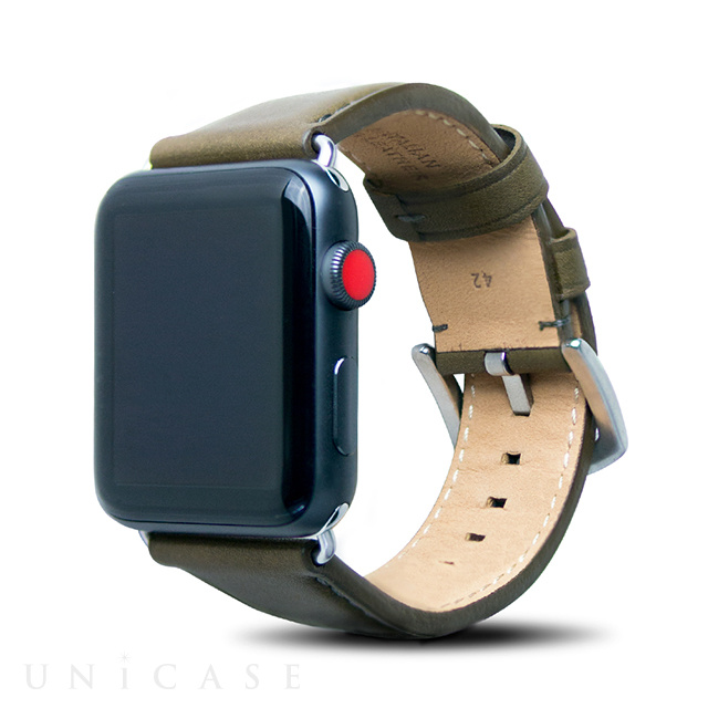【AppleWatch Series5/4/3/2/1(44/42mm) バンド】Apple Watch band (Olive)