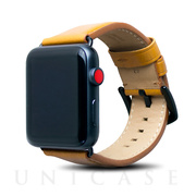 【AppleWatch Series5/4/3/2/1(44/42mm) バンド】Apple Watch band (Caramel)