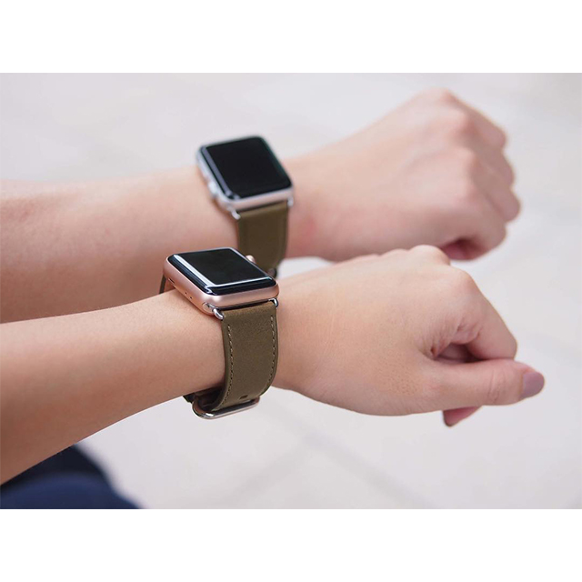 【AppleWatch Series5/4/3/2/1(44/42mm) バンド】Apple Watch band (Raven)サブ画像