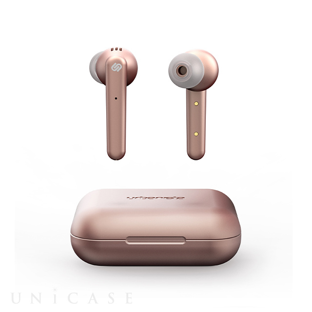 【完全ワイヤレスイヤホン】Paris True Wireless (Rose Gold - Pink)