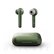 【完全ワイヤレスイヤホン】Paris True Wireless (Olive Green - Green)