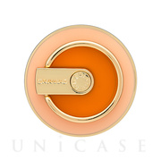 """MEDIARING"" for Smartphone Circle (Pink × Orange)"