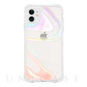 【iPhone11/XR ケース】Soap Bubble