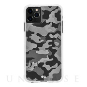 【iPhone11 Pro ケース】Clearly Camo