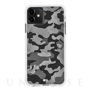 【iPhone11/XR ケース】Clearly Camo