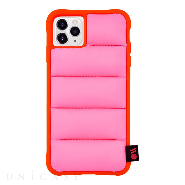 【iPhone11 Pro ケース】Puffer (Pink)