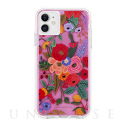 【iPhone11/XR ケース】RIFLE PAPER × Case-Mate (Garden Party Blush)