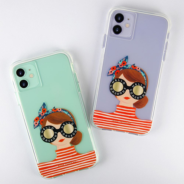 【iPhone11/XR ケース】RIFLE PAPER × Case-Mate (Gorgeous Girl)サブ画像