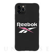 【iPhone11 Pro/XS/X ケース】Reebok × Case-Mate (Vector 2020 Matte Black)