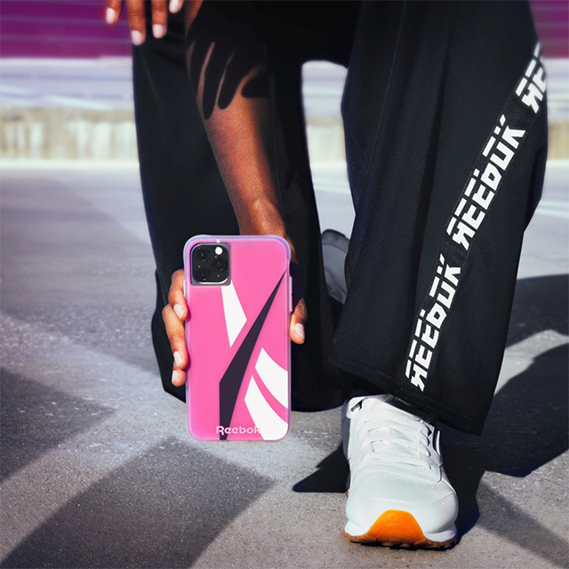 【iPhone11 Pro/XS/X ケース】Reebok × Case-Mate (Oversized Vector 2020 Pink)サブ画像