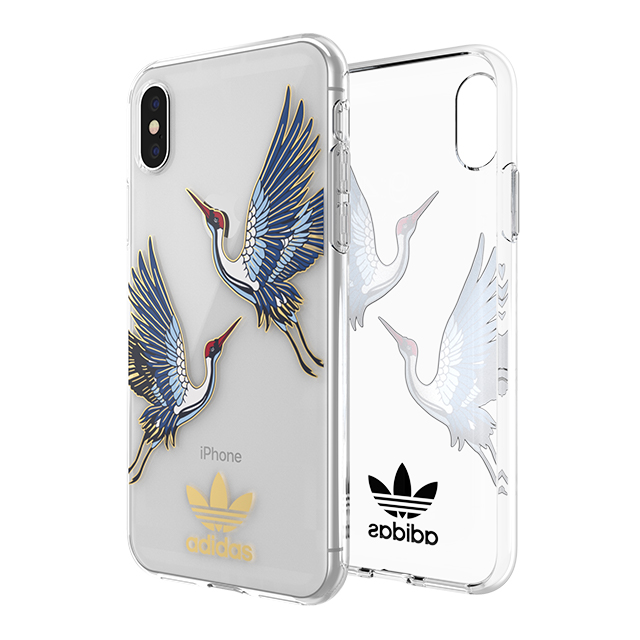 【iPhoneXS/X ケース】Clear Case CNY (Collegiate royal/Gold met)サブ画像