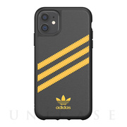 【iPhone11 ケース】Moulded Case SAMBA SS20 (Black/Collegiate gold)