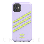 【iPhone11 ケース】Moulded Case SAMBA SS20 (Purple tint/Hi-res yellow)