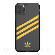 【iPhone11 Pro Max ケース】Moulded Case SAMBA SS20 (Black/Collegiate gold)