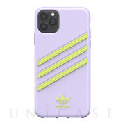 【iPhone11 Pro Max ケース】Moulded Case SAMBA SS20 (Purple tint/Hi-res yellow)