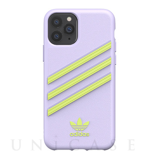 【iPhone11 Pro ケース】Moulded Case SAMBA SS20 (Purple tint/Hi-res yellow)