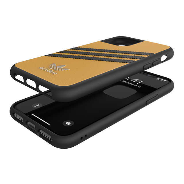 【iPhone11 Pro ケース】Moulded Case SAMBA SS20 (Collegiate gold/Black)サブ画像