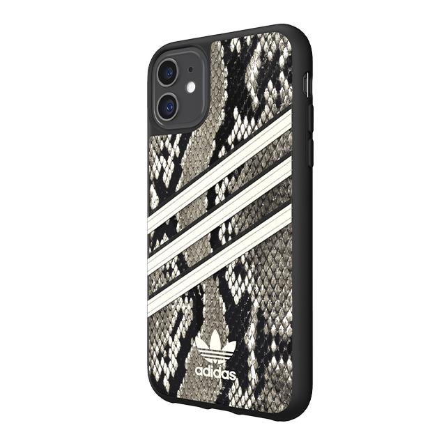 【iPhone11 ケース】Moulded Case SAMBA WOMAN (Black/Alumina)サブ画像