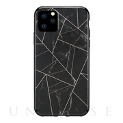 【iPhone11 Pro ケース】BLACK MARBLE (AVANI BLACK COPPER)