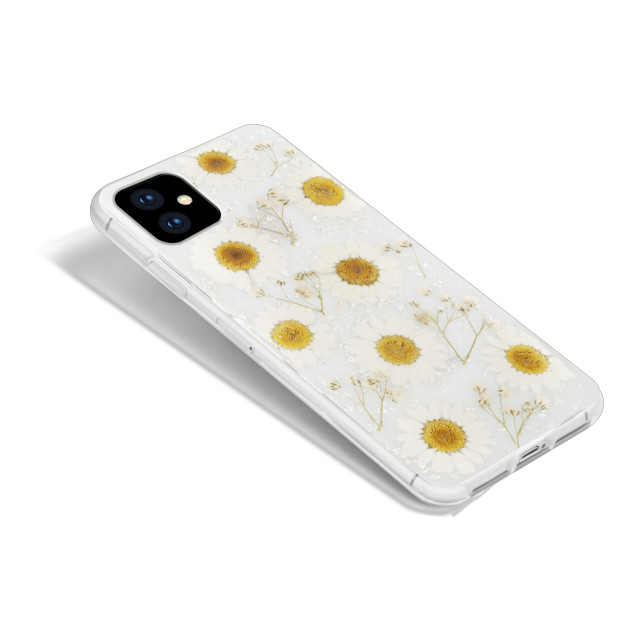 【iPhone11 ケース】EVERLAST REAL FLOWERS (SPRING DAISIES)サブ画像