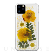 【iPhone11 Pro ケース】EVERLAST REAL FLOWERS (SUNKISS)