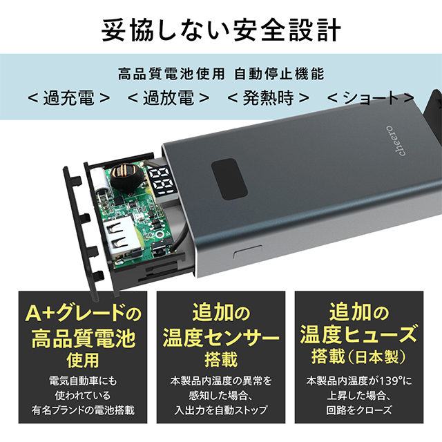 Power Plus 5 10000mAh (ブラック)