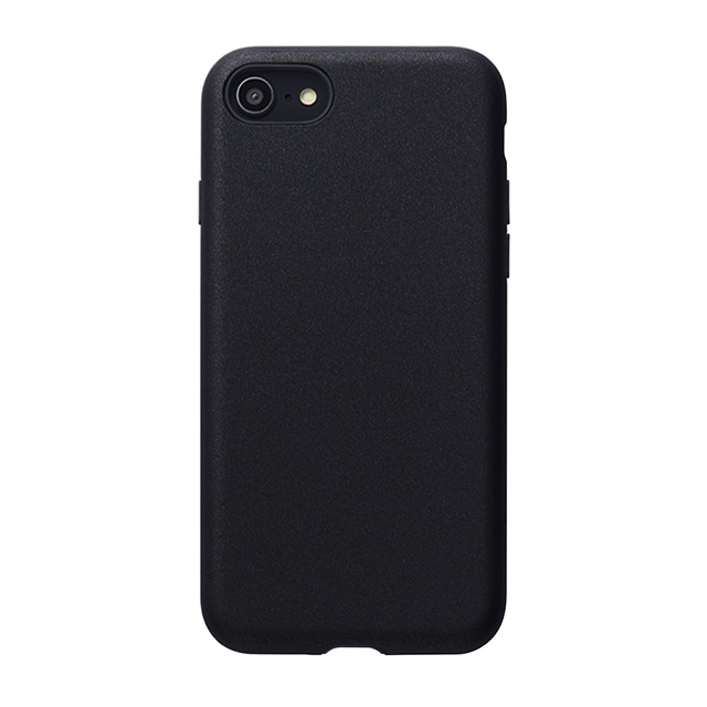 【iPhoneSE(第2世代)/8/7 ケース】Smooth Touch Hybrid Case for iPhoneSE(第2世代) (black)サブ画像