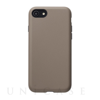 UNiCASE(ユニケース) 【iPhoneSE(第2世代)/8/7 ケース】Smooth Touch Hybrid Case for iPhoneSE(第2世代) (beige)