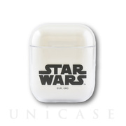 【AirPods ケース】STAR WARS AirPods クリアケース (LOGO)