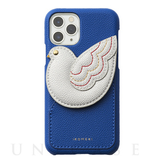 【iPhone11 Pro ケース】peace of mind case for iPhone11 Pro (blue)