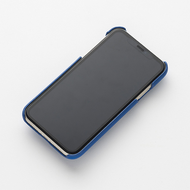 【iPhone11/XR ケース】peace of mind case for iPhone11 (blue)サブ画像