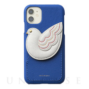 【iPhone11/XR ケース】peace of mind case for iPhone11 (blue)