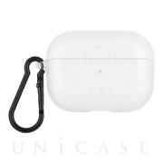 【AirPods Pro ケース】Hookups (Clear)