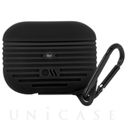 【AirPods Pro ケース】Waterproof Tough Case (Black)