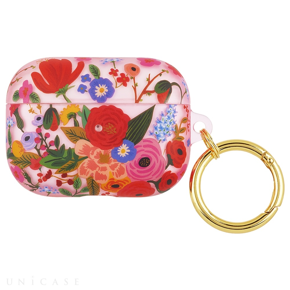 【AirPods Pro ケース】RIFLE PAPER × Case-Mate (Garden Party Blush)