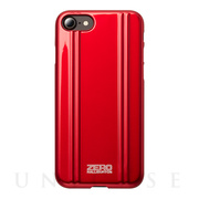 【アウトレット】【iPhone8/7 ケース】ZERO HALLIBURTON PC for iPhone8/7(RED)